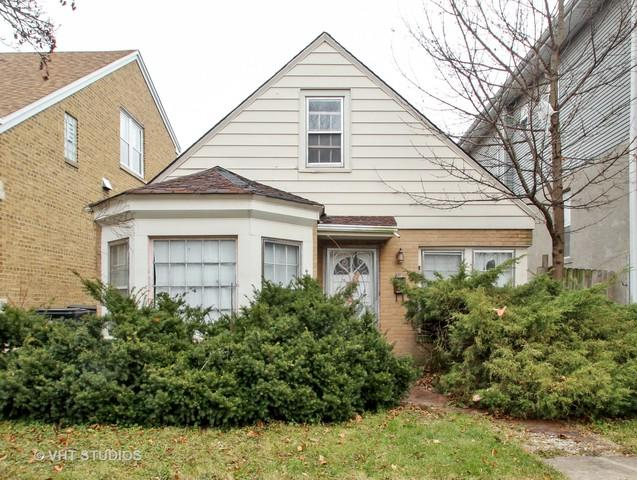 5621 N Kostner Avenue, Chicago, IL 60646 (MLS #10141155) :: The Spaniak Team
