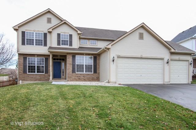 1734 Hoover Trail, Mchenry, IL 60051 (MLS #10143378) :: The Wexler Group at Keller Williams Preferred Realty