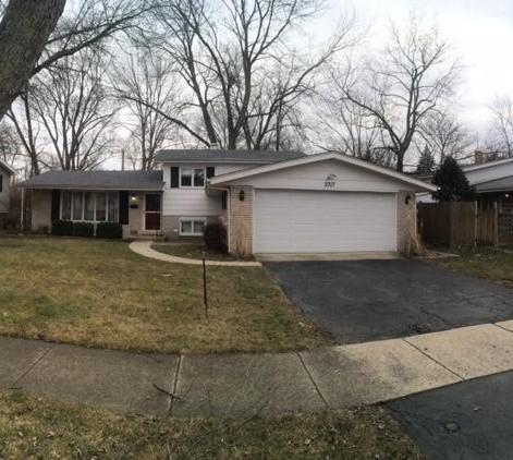 2317 W Clyde Terrace, Homewood, IL 60430 (MLS #10144216) :: The Wexler Group at Keller Williams Preferred Realty