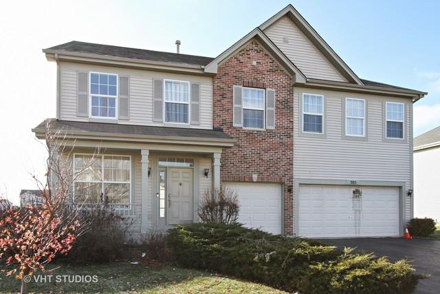 505 W Caldwell Drive, Round Lake, IL 60073 (MLS #10144921) :: The Wexler Group at Keller Williams Preferred Realty