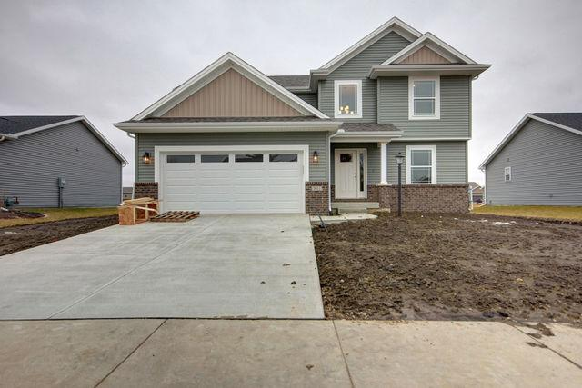 2011 Kinley Drive, Mahomet, IL 61853 (MLS #10145454) :: Ryan Dallas Real Estate