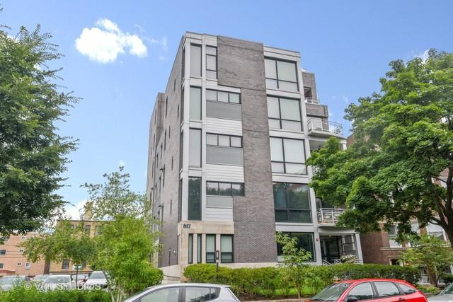817 Hinman Avenue 2E, Evanston, IL 60202 (MLS #10146107) :: HomesForSale123.com