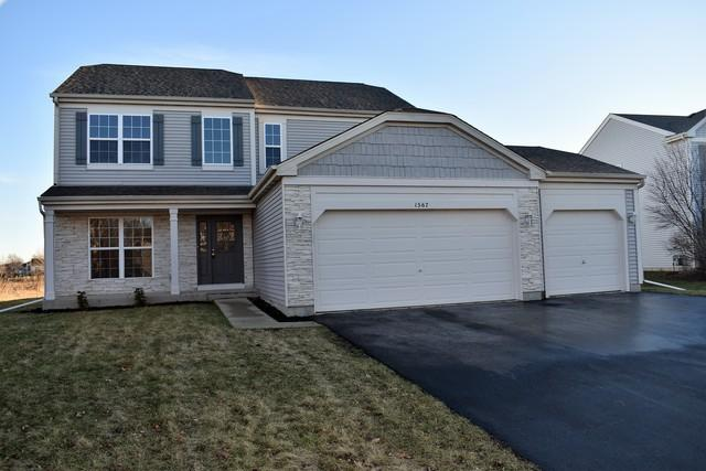 1567 Trails End Lane, Bolingbrook, IL 60490 (MLS #10146123) :: The Wexler Group at Keller Williams Preferred Realty