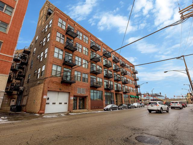 2310 S Canal Street #412, Chicago, IL 60616 (MLS #10146606) :: The Spaniak Team