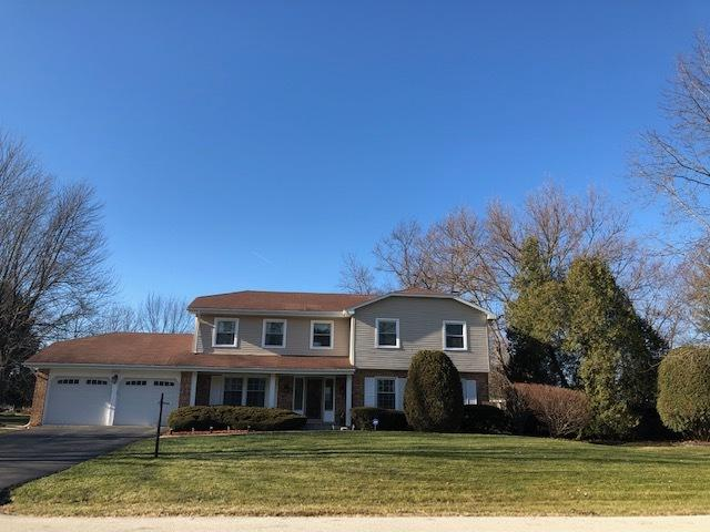 20452 Doria Lane, Olympia Fields, IL 60461 (MLS #10146775) :: The Wexler Group at Keller Williams Preferred Realty