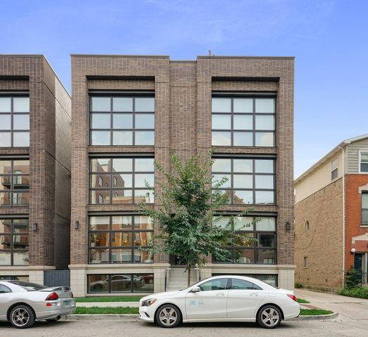 826 N Marshfield Avenue 1S, Chicago, IL 60622 (MLS #10146779) :: Property Consultants Realty