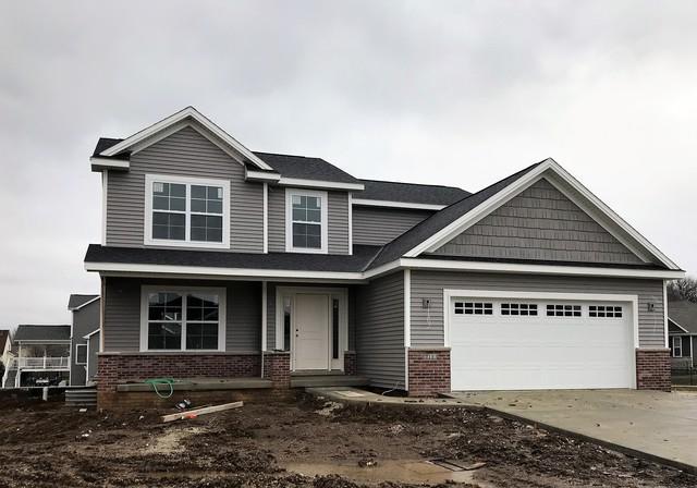 712 E Country Ridge Drive, Mahomet, IL 61853 (MLS #10147125) :: Ryan Dallas Real Estate