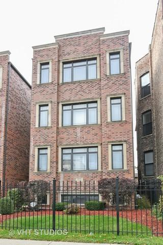 4318 S Forrestville Avenue #2, Chicago, IL 60653 (MLS #10147546) :: Leigh Marcus | @properties