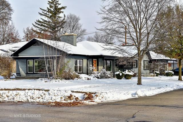 543 S Madison Avenue, La Grange, IL 60525 (MLS #10148088) :: The Wexler Group at Keller Williams Preferred Realty