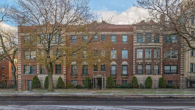 6801 S Paxton Avenue S 3A, Chicago, IL 60649 (MLS #10149320) :: Leigh Marcus | @properties
