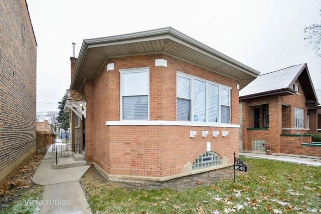 8548 S Laflin Street, Chicago, IL 60620 (MLS #10151106) :: Leigh Marcus | @properties