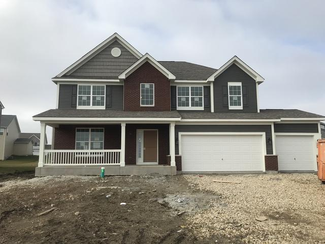 1501 Barberry Lot #454 Lane, Joliet, IL 60431 (MLS #10151853) :: The Wexler Group at Keller Williams Preferred Realty