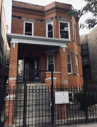 3615 W Palmer Street #2, Chicago, IL 60647 (MLS #10152044) :: Domain Realty
