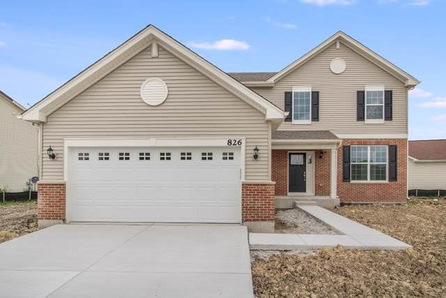 823 Northside Drive, Shorewood, IL 60404 (MLS #10152174) :: Touchstone Group