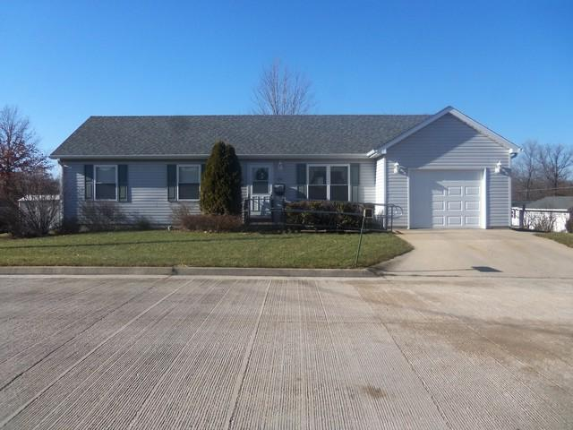 806 Oakley Street, Marseilles, IL 61341 (MLS #10152709) :: The Wexler Group at Keller Williams Preferred Realty