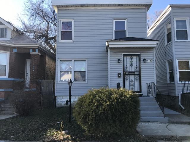 7152 S Seeley Avenue, Chicago, IL 60636 (MLS #10152966) :: The Spaniak Team