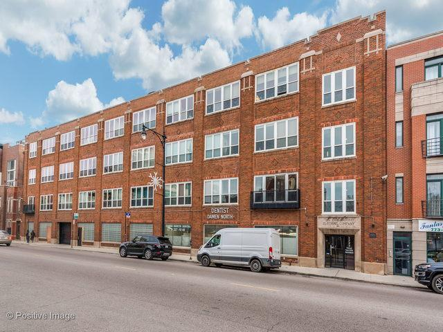 1725 W North Avenue #208, Chicago, IL 60622 (MLS #10153542) :: The Perotti Group | Compass Real Estate