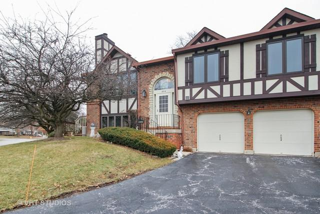 9314 Drummond Drive, Tinley Park, IL 60487 (MLS #10153989) :: The Wexler Group at Keller Williams Preferred Realty