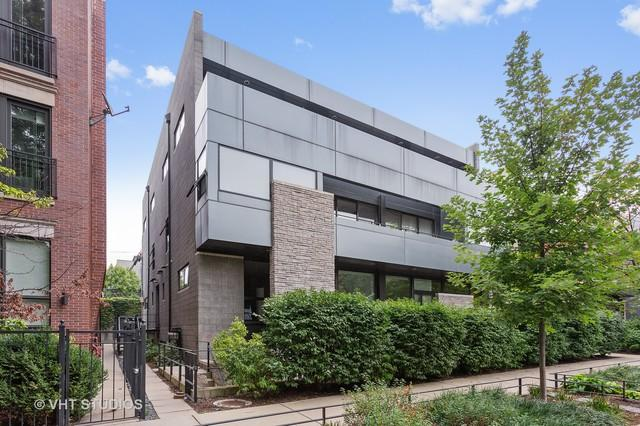 925 N Wolcott Avenue #101, Chicago, IL 60622 (MLS #10154122) :: The Perotti Group | Compass Real Estate