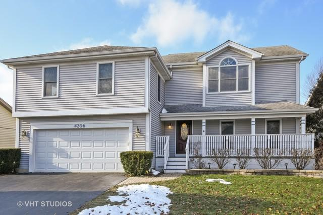 4206 N Yale Avenue, Arlington Heights, IL 60004 (MLS #10154158) :: The Jacobs Group