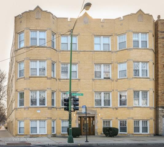 4201 W Addison Avenue 1B, Chicago, IL 60641 (MLS #10154441) :: The Spaniak Team