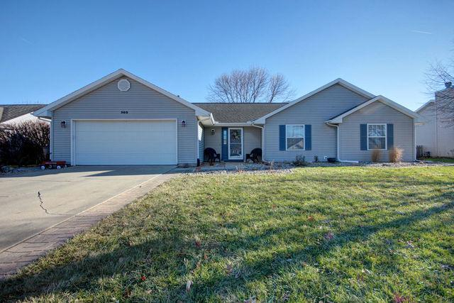 502 Sherwood Drive, ST. JOSEPH, IL 61873 (MLS #10154877) :: The Wexler Group at Keller Williams Preferred Realty