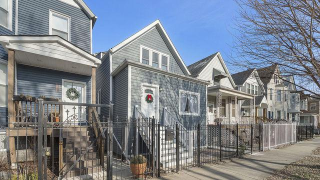 3566 W Mclean Avenue, Chicago, IL 60647 (MLS #10155202) :: The Perotti Group | Compass Real Estate
