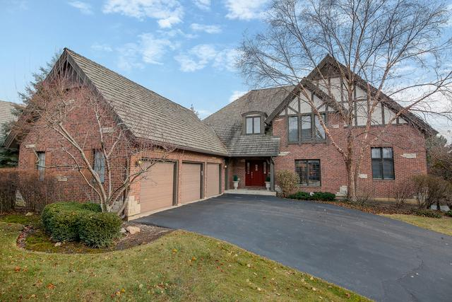 1003 Kenmare Drive, Burr Ridge, IL 60527 (MLS #10155211) :: Berkshire Hathaway HomeServices Snyder Real Estate