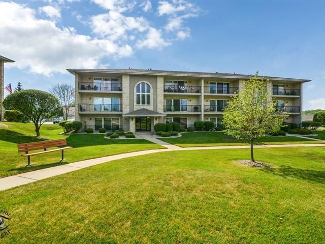 17721 Bernard Drive 2A, Orland Park, IL 60467 (MLS #10155231) :: Ryan Dallas Real Estate