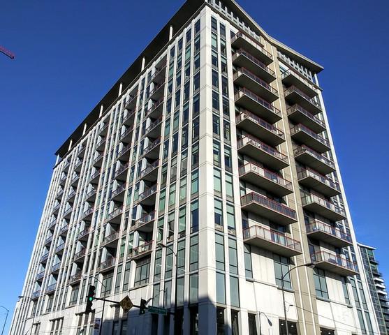 740 W Fulton Street #1204, Chicago, IL 60661 (MLS #10155266) :: John Lyons Real Estate