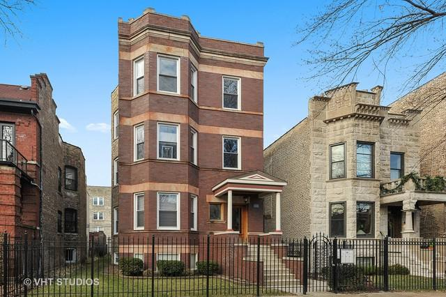 2642 N Troy Street #2, Chicago, IL 60647 (MLS #10155559) :: Domain Realty