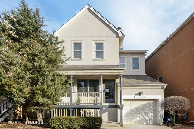 1800 W Diversey Parkway G, Chicago, IL 60614 (MLS #10155653) :: The Perotti Group | Compass Real Estate