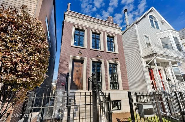 1530 W Wellington Avenue, Chicago, IL 60657 (MLS #10155676) :: The Perotti Group | Compass Real Estate