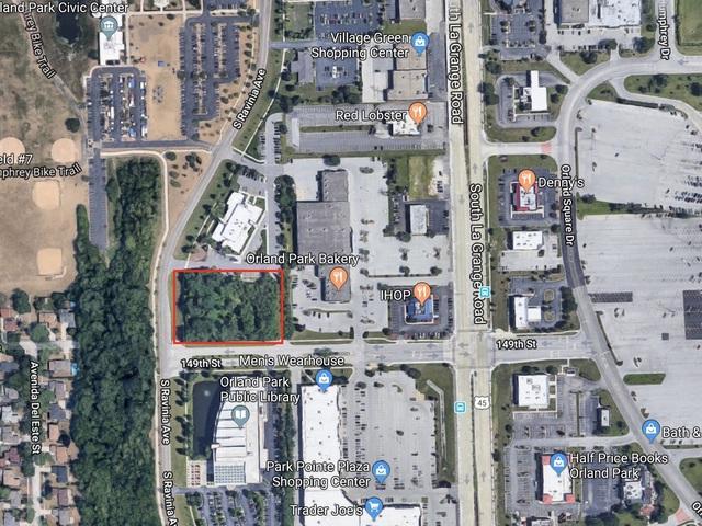 14750 S Ravinia Avenue, Orland Park, IL 60462 (MLS #10156925) :: The Mattz Mega Group