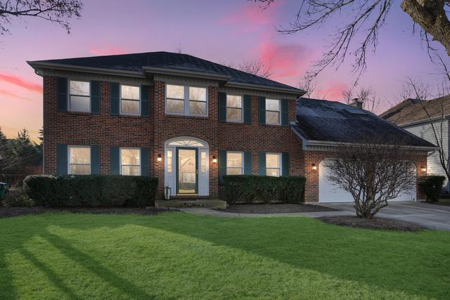 422 Gateshead Drive, Naperville, IL 60565 (MLS #10157847) :: Baz Realty Network | Keller Williams Preferred Realty