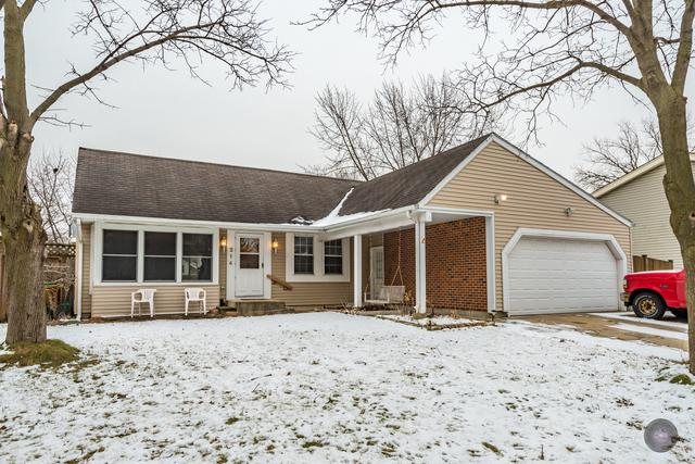 214 Shawnee Drive, Bolingbrook, IL 60440 (MLS #10158067) :: Baz Realty Network | Keller Williams Preferred Realty