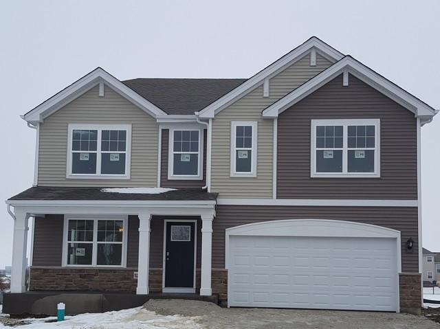 108 Linden Drive, Oswego, IL 60543 (MLS #10159478) :: Helen Oliveri Real Estate