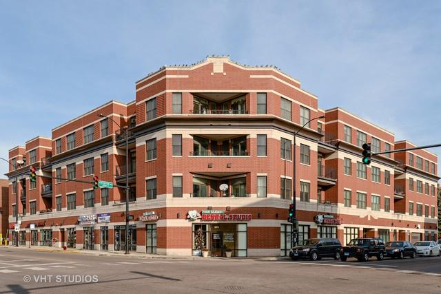 2472 W Foster Avenue #405, Chicago, IL 60625 (MLS #10161543) :: John Lyons Real Estate