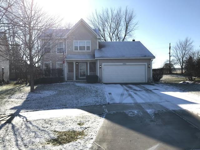 2461 Hearthstone Drive, Hampshire, IL 60140 (MLS #10163424) :: Baz Realty Network | Keller Williams Preferred Realty