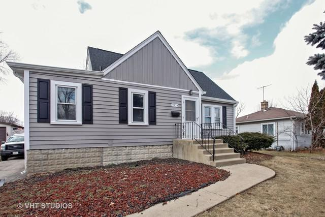 2824 N Wolf Road, Melrose Park, IL 60164 (MLS #10166051) :: The Wexler Group at Keller Williams Preferred Realty