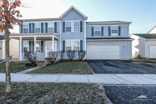 163 Eisenhower Drive, Oswego, IL 60543 (MLS #10166181) :: The Wexler Group at Keller Williams Preferred Realty