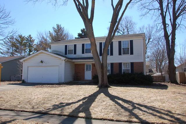 605 N Brentwood Drive N, Crystal Lake, IL 60014 (MLS #10167254) :: Berkshire Hathaway HomeServices Snyder Real Estate