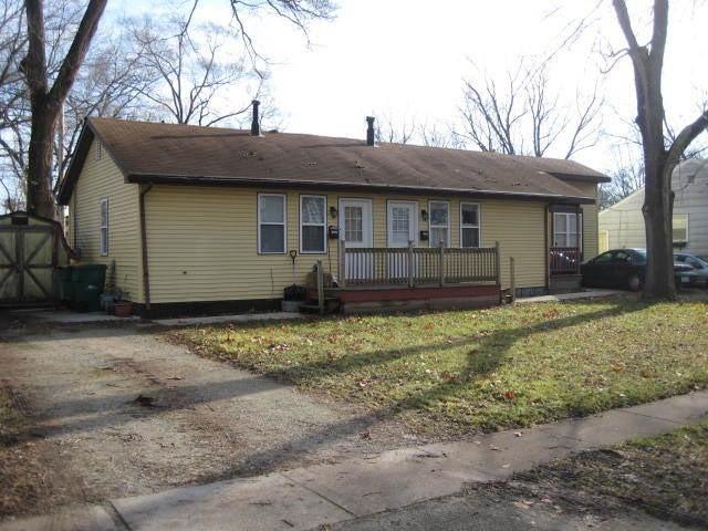 1205-07 N Kankakee Street, Wilmington, IL 60481 (MLS #10167595) :: Baz Realty Network | Keller Williams Preferred Realty