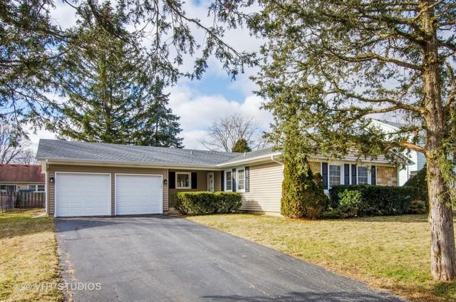 421 Arborgate Lane, Buffalo Grove, IL 60089 (MLS #10167655) :: The Wexler Group at Keller Williams Preferred Realty