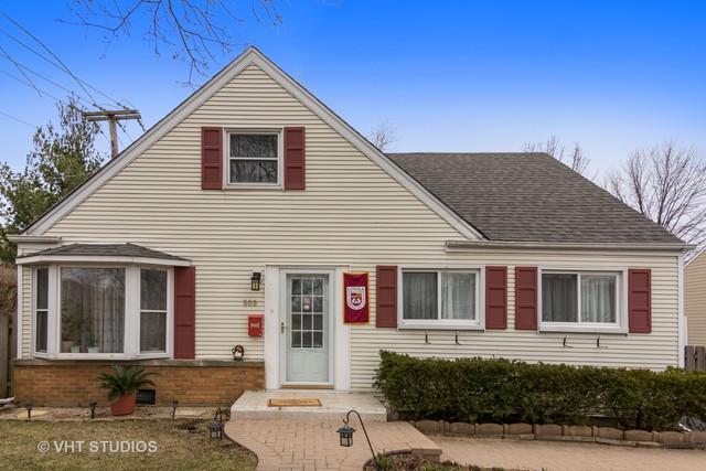 809 E Oakton Street, Arlington Heights, IL 60004 (MLS #10167994) :: Helen Oliveri Real Estate