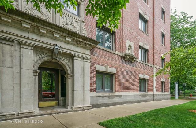 1332 E 56th Street 6E, Chicago, IL 60637 (MLS #10168500) :: The Wexler Group at Keller Williams Preferred Realty