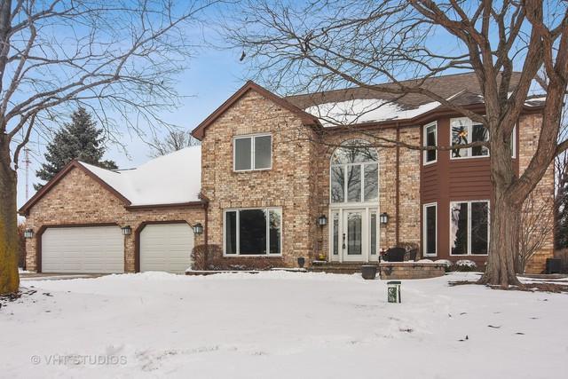 5 Whitman Terrace, Hawthorn Woods, IL 60047 (MLS #10168796) :: Helen Oliveri Real Estate