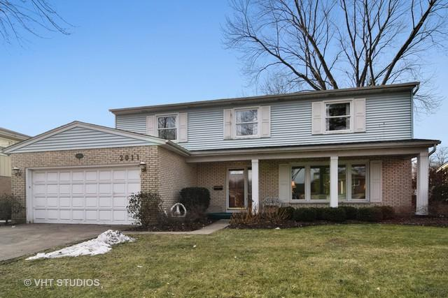 2011 E Lillian Lane, Arlington Heights, IL 60004 (MLS #10169072) :: T2K Properties