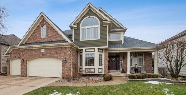 3520 Vanilla Grass Drive, Naperville, IL 60564 (MLS #10169291) :: Baz Realty Network | Keller Williams Preferred Realty