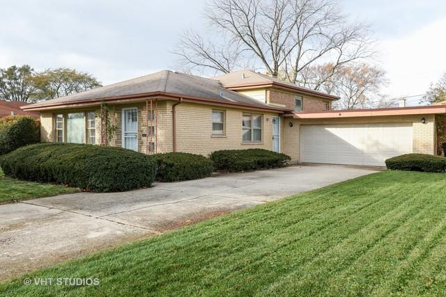 912 E 166th Place, South Holland, IL 60473 (MLS #10169498) :: The Wexler Group at Keller Williams Preferred Realty